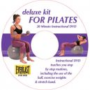 Kit Deluxe Pilates cu DVD